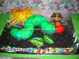 gluu5jif caterpillar cake designs