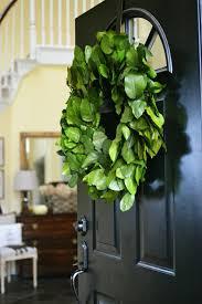 wreath for front door wreaths amusing magnolia wreaths for front door magnolia wreaths
