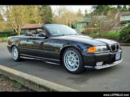 Bmw M3 Convertible - 1999 bmw m3 convertible 105k e36 3 2l 316hp for sale in milwaukie