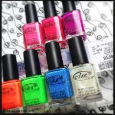color club neon polishes x 6 for just 10 wait what beautygeeks