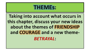 betrayal themes in literature literary essay about friendship research paper help kntermpapervayp