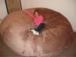 Large Bean Bag Chairs Giant Bean Bag Chairs I76 In Cheerful Home Decoration Planner With