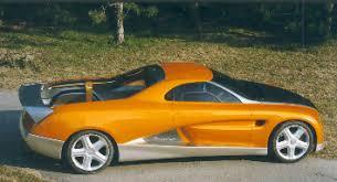 auto mit ladefläche concept cars und exoten aus italien ii