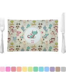 zodiac placemat zodiac rectangular dinner plate personalized baby n toddler