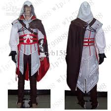 Ezio Halloween Costume Assassin U0027s Creed 2 Costume Ii Ezio Anime Cosplay Cosplay Buy