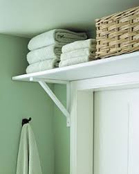 Bathroom Shelves For Towels 16 Organizations Ideas And Diy Projects For The Bathroomâ