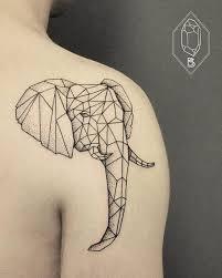 the 25 best geometric heart tattoo ideas on pinterest geometric