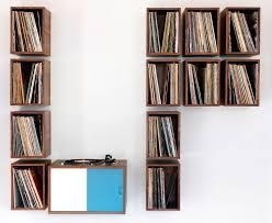 Lp Record Cabinet Furniture 20 Best Vinyl Record Storage Images On Pinterest Vinyl Record