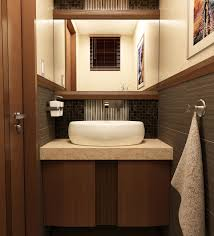 narrow powder room ideas u2013 mimiku