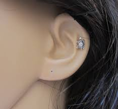 where to buy cartilage earrings tiny turtle cartilage earring turtle tragus earring nose