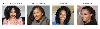 Transitioning Protective Styles - summertime ready protective styles 101