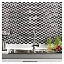 Hexagon Backsplash Tile by Amazon Com Art3d Peel And Stick Kitchen Backsplash Wall Tile