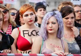 12 Year Old Slut Memes - 60 stunning photos of women protesting around the world huffpost