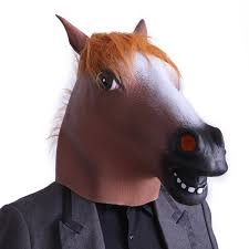 Horse Head Meme - images of horse head halloween mask halloween ideas