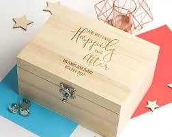 wedding keepsake gifts wedding keepsake box etsy