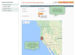 magento store locator display your stores on map
