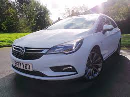 vauxhall astra 2017 2017 17 vauxhall astra 1 6 cdti 136ps sri sports tourer estate
