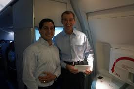 American Airlines Inflight Wifi by American Airlines Inflight Toast Ceo Tom Horton And Virasb Vahid
