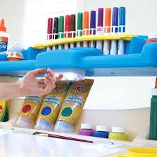 step 2 deluxe art desk desk step2 deluxe art master desk push button light childs art