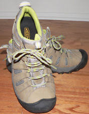 s keen boots size 9 hiking trail lace up keen boots for ebay