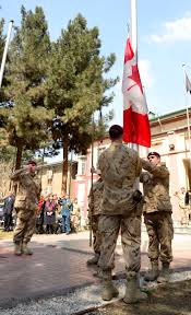 Canadian Flag History Facts The Canadian Armed Forces Legacy In Afghanistan