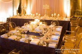 Beautiful Tables by Wedding Head Table White With Mirrored Top And Lots Of Stunning