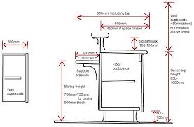 Bathroom Cabinet Depth by Standard Height Of Bathroom Vanity Home Design Inspiration
