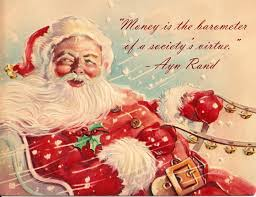 21 ayn rand christmas cards