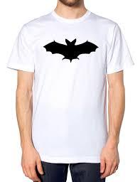 bat t shirt halloween fancy dress up joke gothic hipster pumpkin