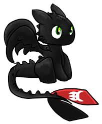 image gallery cute toothless dragon drawing