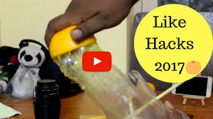 how to make juicer machine at home life hacks in 2017 youtube