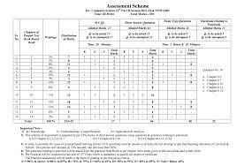 ics part 2 assessment scheme 2017 computer urdu english stats