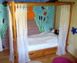 baldacchino per lettino letto a baldacchino mobili per bambini da billi bolli