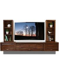 Wall Mount Tv Stand With Shelves Check Out These Bargains On Floating Entertainment Center Wall