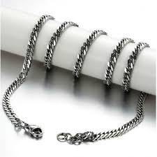 titanium curb chain necklace images 14 best gold plated chains www images jpg