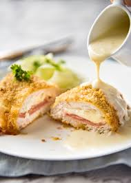 bleu cuisine easy chicken cordon bleu recipetin eats