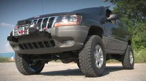 lifted jeep grand cherokee rough country u0027s jeep grand cherokee wj 4
