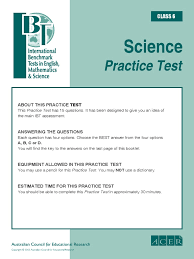ibt sample paper grade 6 science frog wound