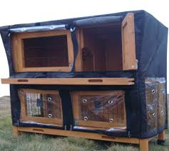 Large Rabbit Hutch Large Rabbit Hutches Pet Supplies Ebay