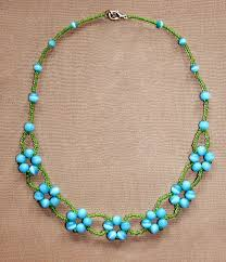 large bead necklace designs images 184 best diy jewlery necklaces images jewlery jpg