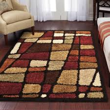 Rug For Living Room by Orian Rugs Shag Streetfair Multi Colored Area Rug Or Runner