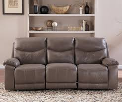 Marlo Furniture Sectional Sofa by Pegram Pebble Reclining Sofa W Drop Down Table By Signature