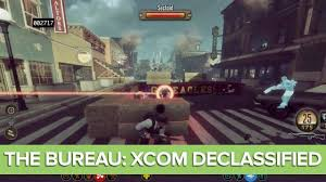 the bureau gameplay the bureau gameplay trailer xcom declassified focus mode gameplay