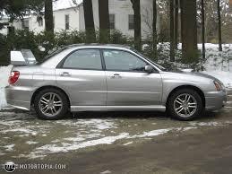 2005 Subaru Impreza Wrx Id 16105