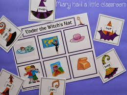 mary had a little classroom 10 days of halloween centers for