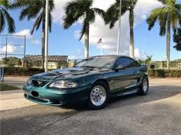 ford mustang consumption 1990 to 1999 ford mustang for sale in