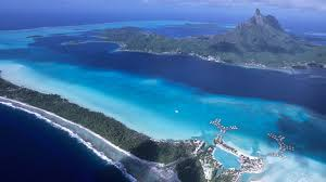 Bora Bora On Map Of The World by