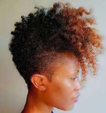 best 25 natural mohawk ideas on pinterest natural hair mohawk