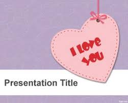 powerpoint templates free download heart love hearts and couples powerpoint templates