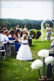 wedding arches calgary bold blue and sophisticated black are a pair this